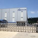 Nhà máy PARTRON VINA – KCN Khai Quang Vĩnh Phúc